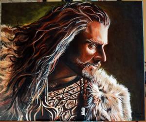 Thorin Acryl fertig
